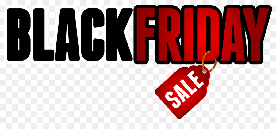 Black Friday Red Background png download.