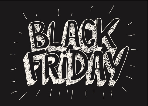 51+ Black Friday Clipart.