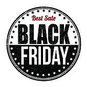 Black Friday Clipart.