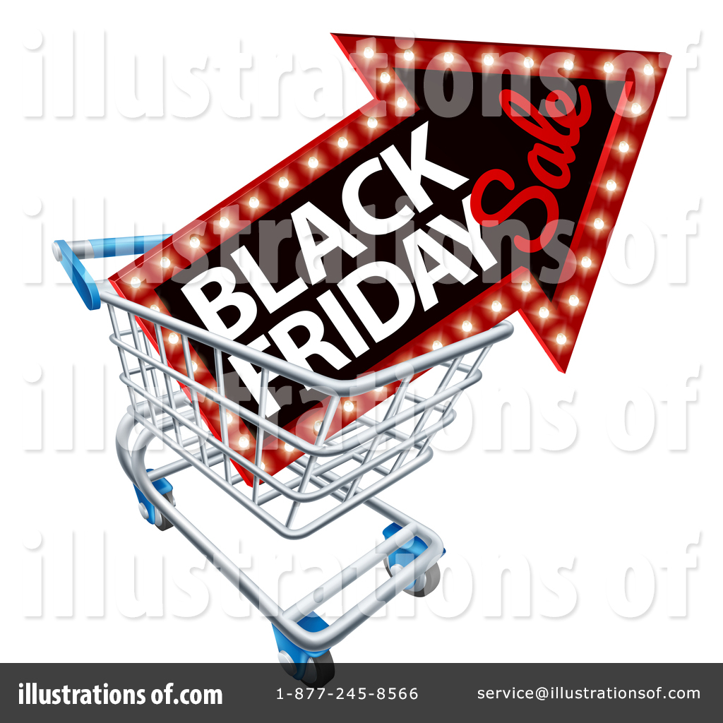 Black Friday Clipart #1498426.