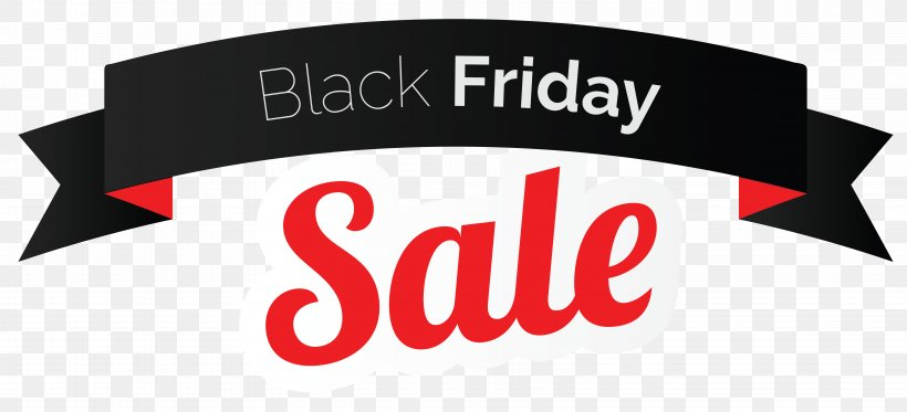 Black Friday Discounts And Allowances Sales Banner Clip Art.