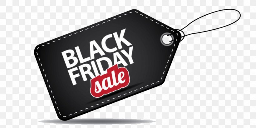 Black Friday Discounts And Allowances Shopping Clip Art, PNG.