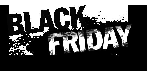 Black Friday PNG Transparent Images.