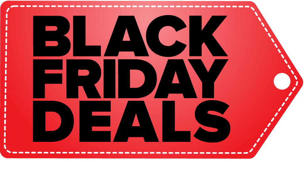 Black Friday Png Logo.