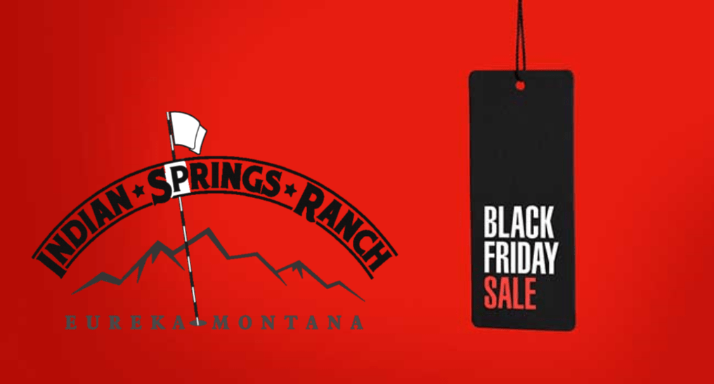 Black Friday Golf Sale.