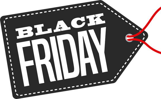 Black Friday Png Logo.