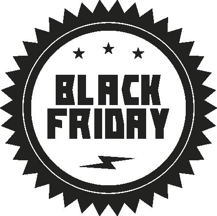 Black Friday PNG Transparent Black Friday.PNG Images..