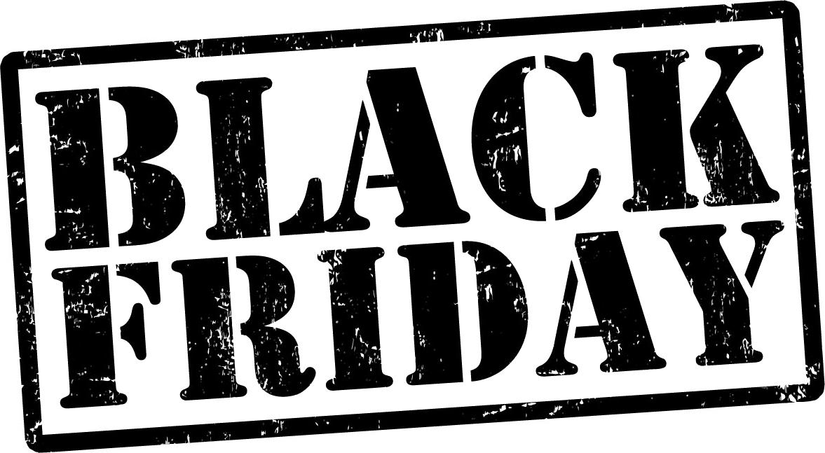 Download Black Friday PNG File.
