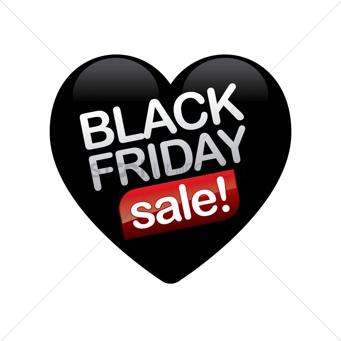 55+ Black Friday Clipart.