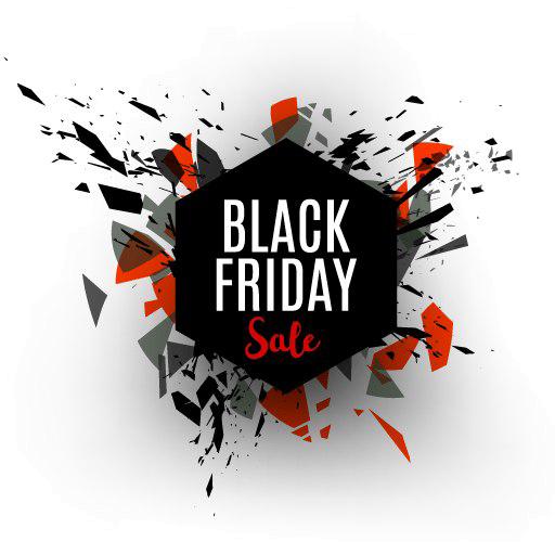 Black Friday Sale PNG Free Download.