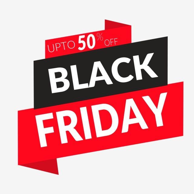 Black Friday Sale Banner Design, Sale, Price, Friday PNG.
