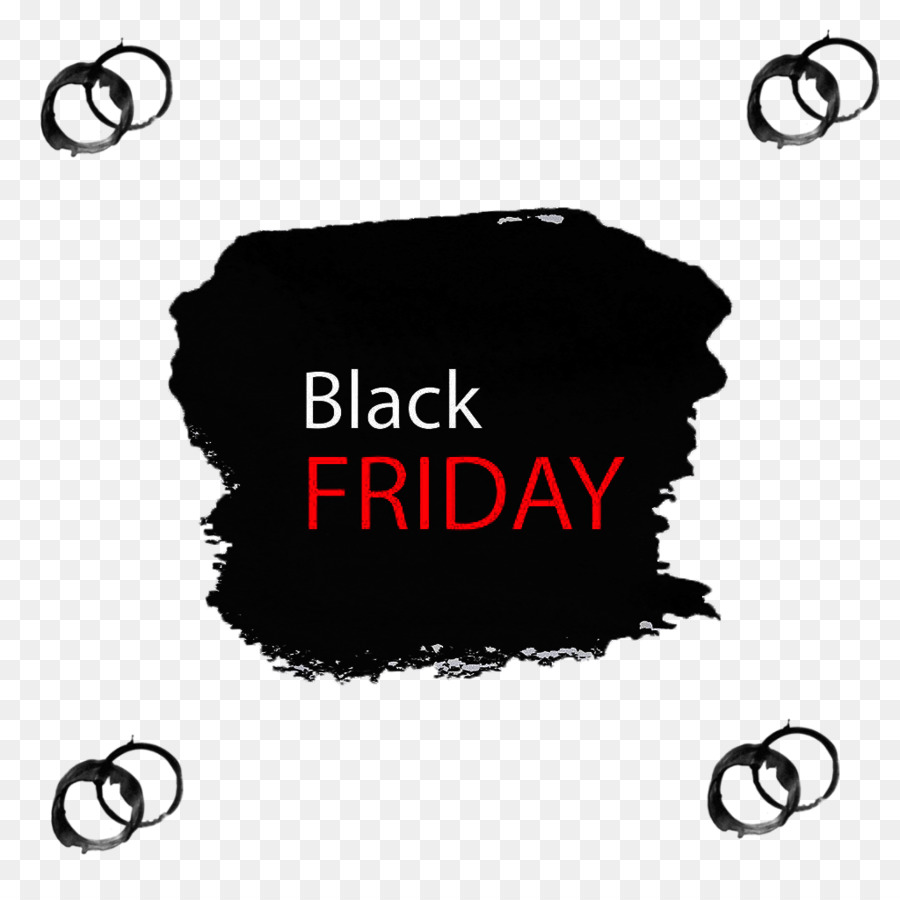 Black Friday White Background png download.