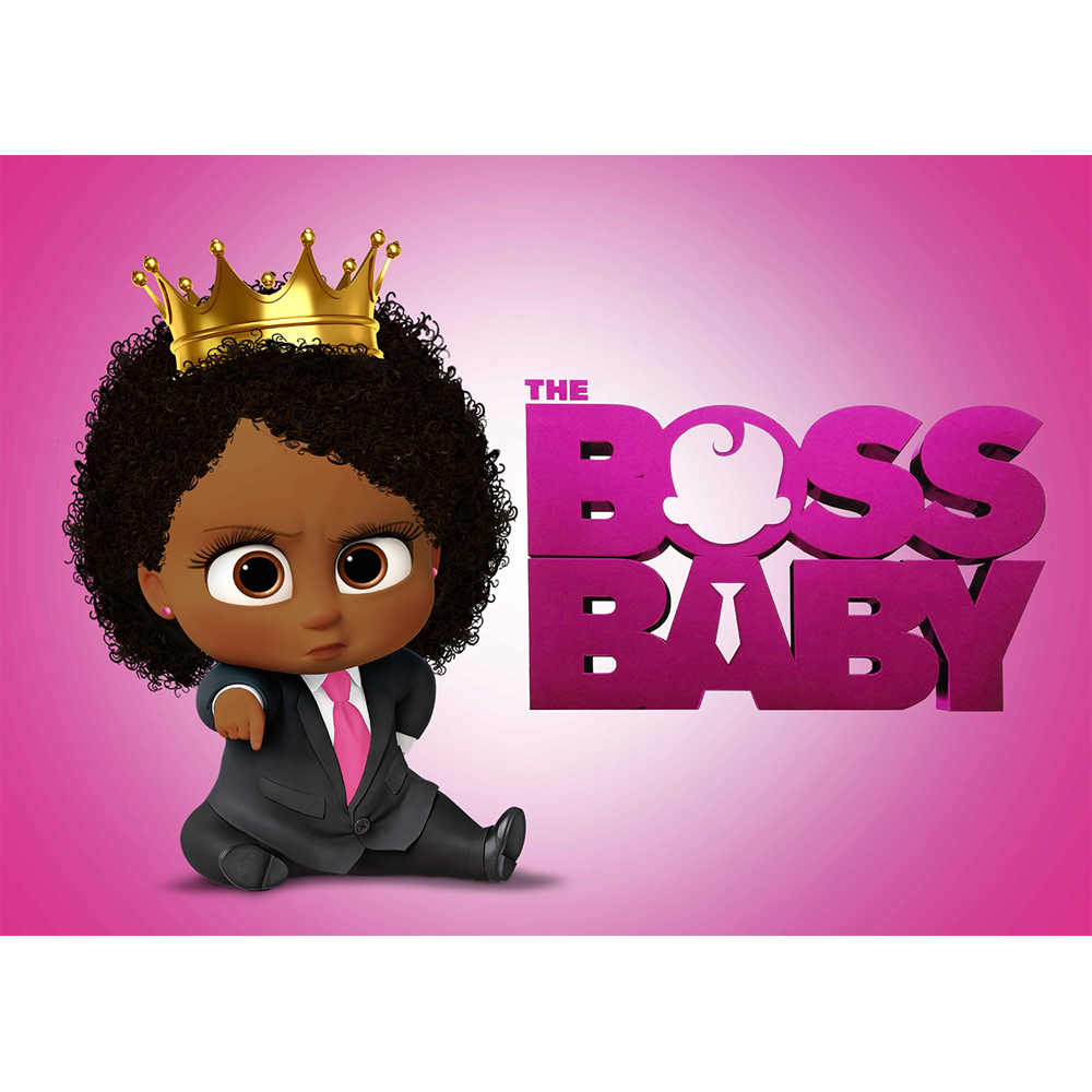 Colorwonder Boss Baby Photography Background African.