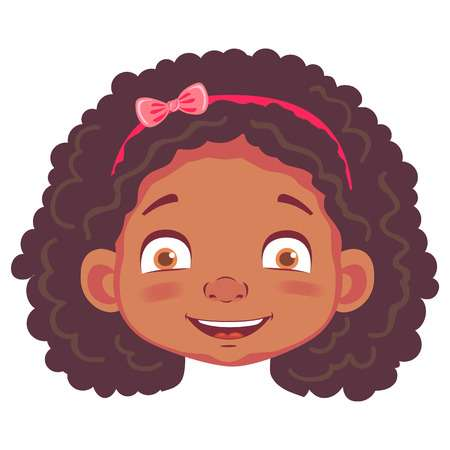 71,172 Young Black Girl Cliparts, Stock Vector And Royalty Free.