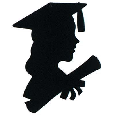 Girl+Graduate+Silhouette+8\