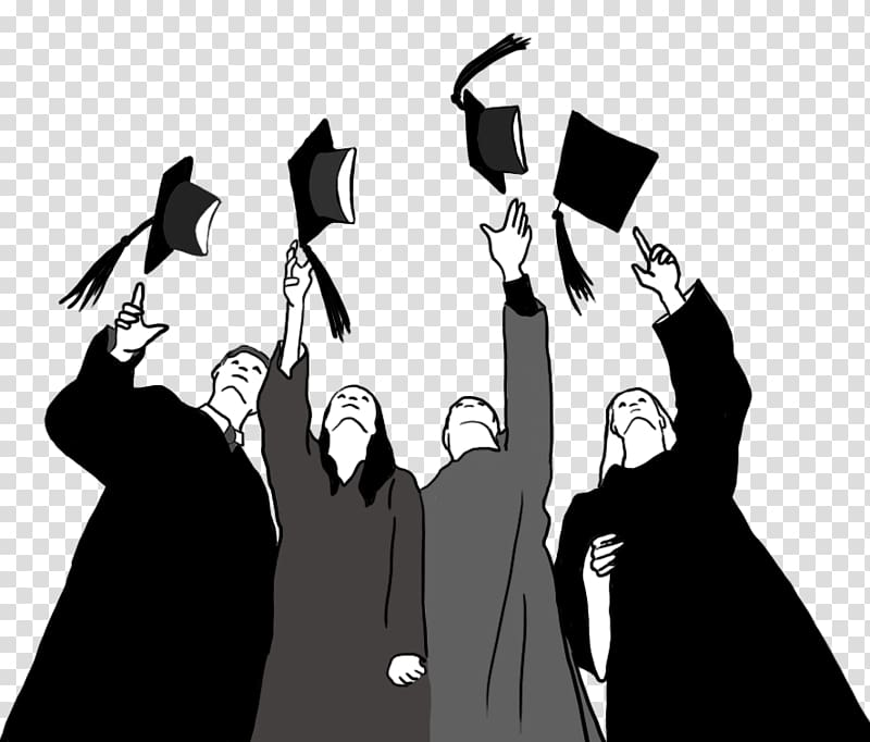 Square academic cap Graduation ceremony Drawing , others.