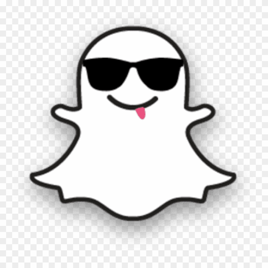 Free Png Download Snapchat Ghost Png Images Background.