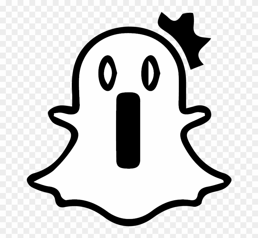 Ghost Clipart Snap.