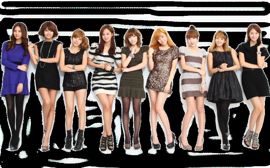 Girls PNG Image.