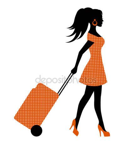Black women traveling Stock Photos, Illustrations and Vector.