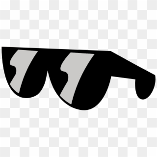 Free Black Sunglasses PNG Images.