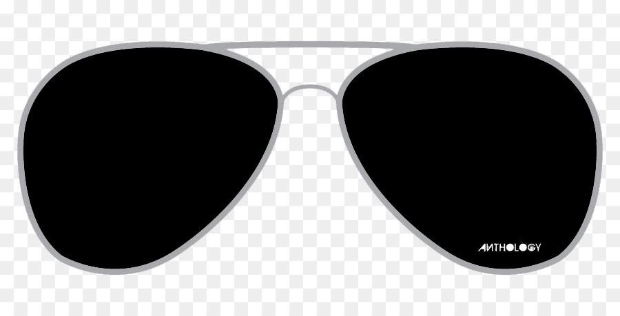 Cartoon Sunglasses png download.
