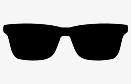 Free Black Sunglasses Clip Art with No Background.