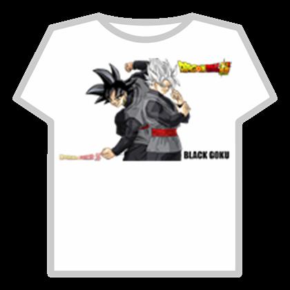 Black goku T.