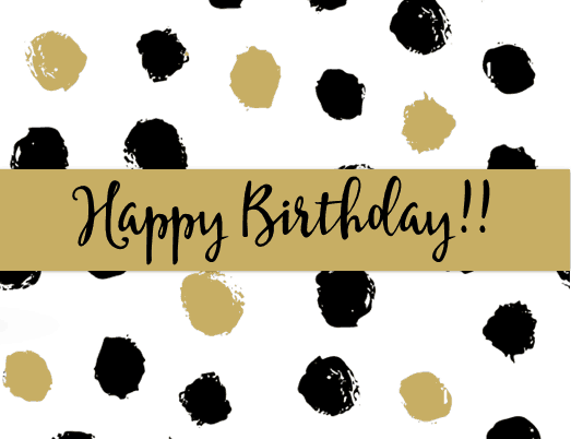 Free Printable Happy Birthday Cards.