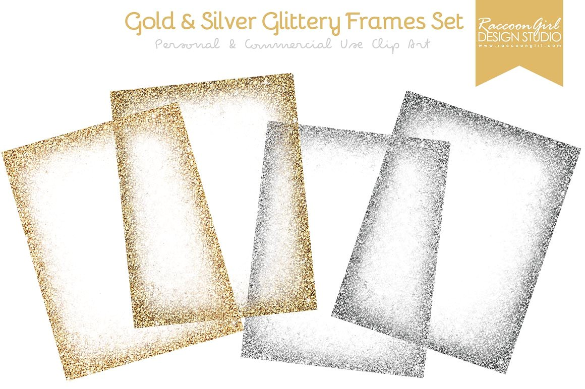 Silver Frame Clipart Png.