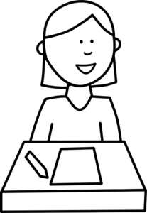 Good Student Clipart.