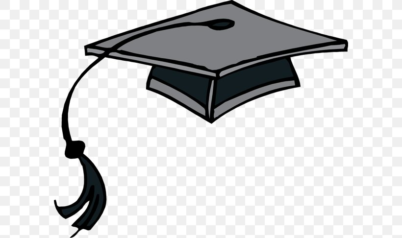 Square Academic Cap Graduation Ceremony Hat Clip Art, PNG.