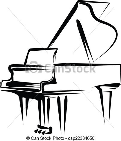 Pianos Clipart and Stock Illustrations. 12,543 Pianos vector EPS.