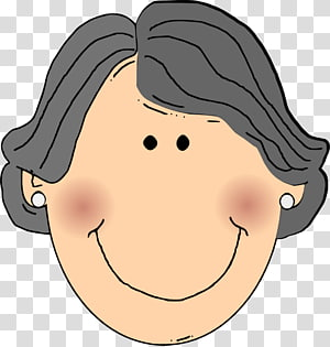 Grandma Clipart transparent background PNG cliparts free.