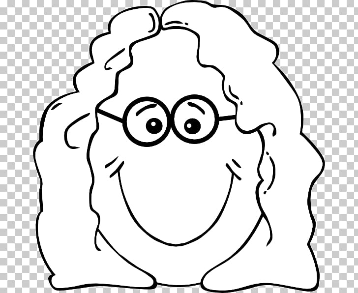 Face Smiley , Grandma Head s PNG clipart.