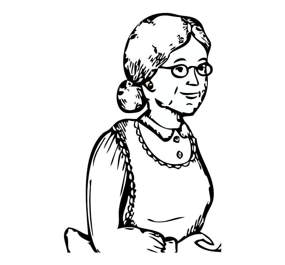 Grandma Free Granny Clipart Image Grandma Clip Art.