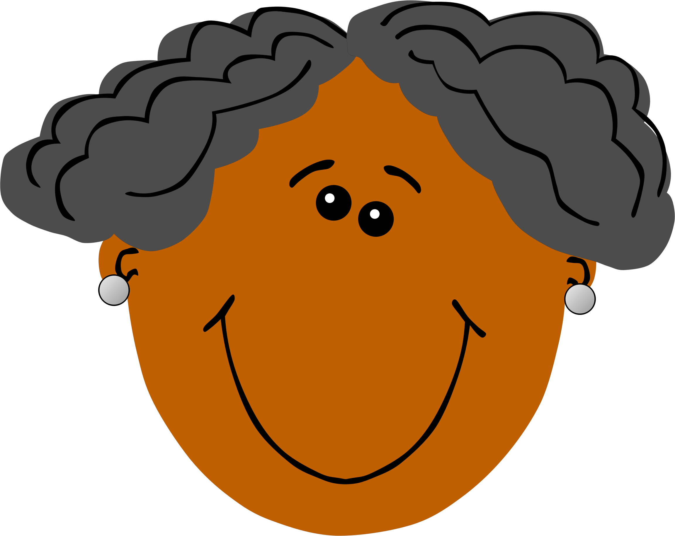 African clipart grandmother, African grandmother Transparent.