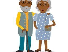 Black grandparents clipart 3 » Clipart Portal.
