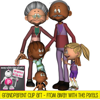 Grandparent Clipart Worksheets & Teaching Resources.