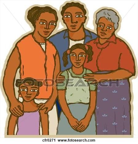Black grandparents clipart 8 » Clipart Portal.