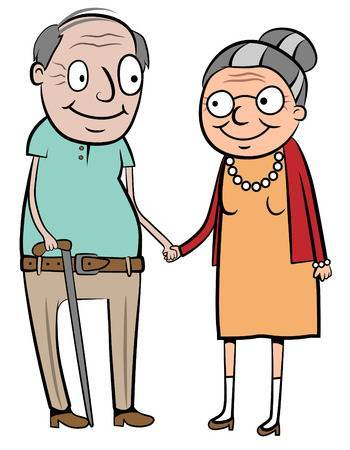 Black grandparents clipart 2 » Clipart Portal.