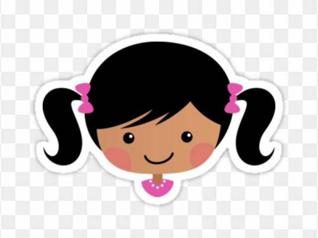 Free Black Hair Clipart, Download Free Clip Art on Owips.com.