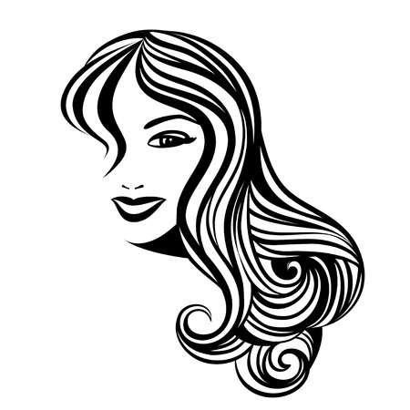 10,880 Long Black Hair Cliparts, Stock Vector And Royalty Free Long.