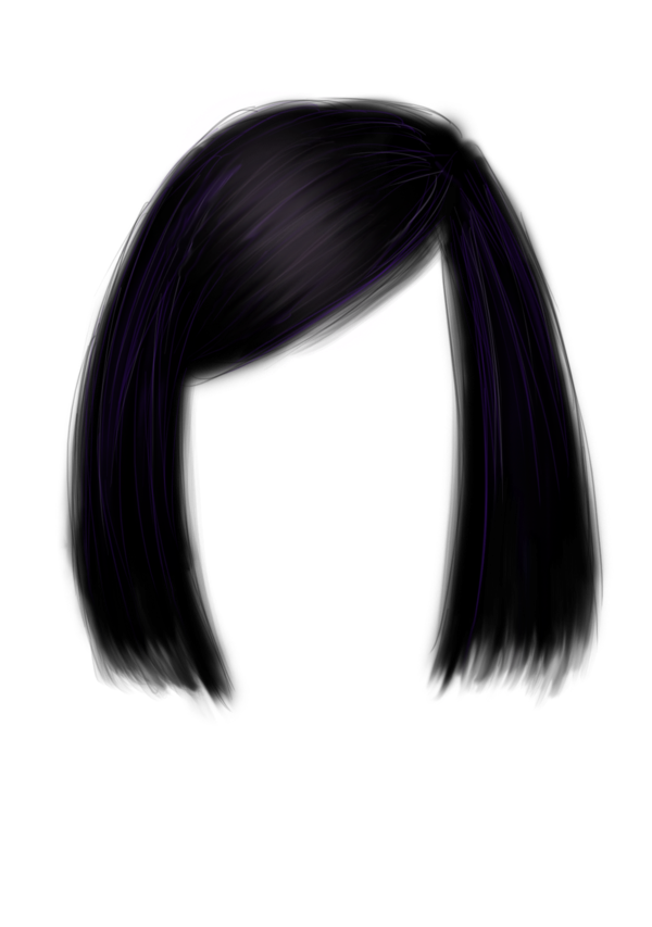 HQ Hair PNG, Women, Man Hair Styles Transparent Pictures.