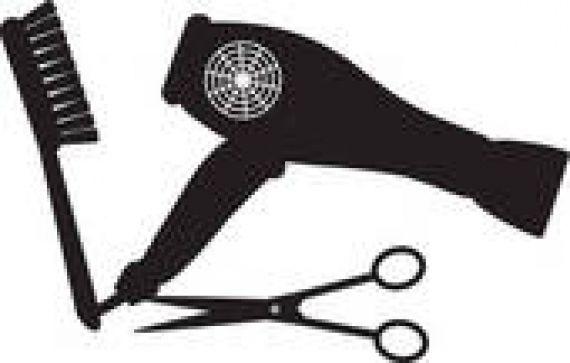 Hair Dresser Tools.