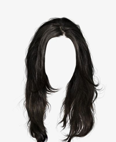 Black Hair Wig To Pull The Material Free in 2019.