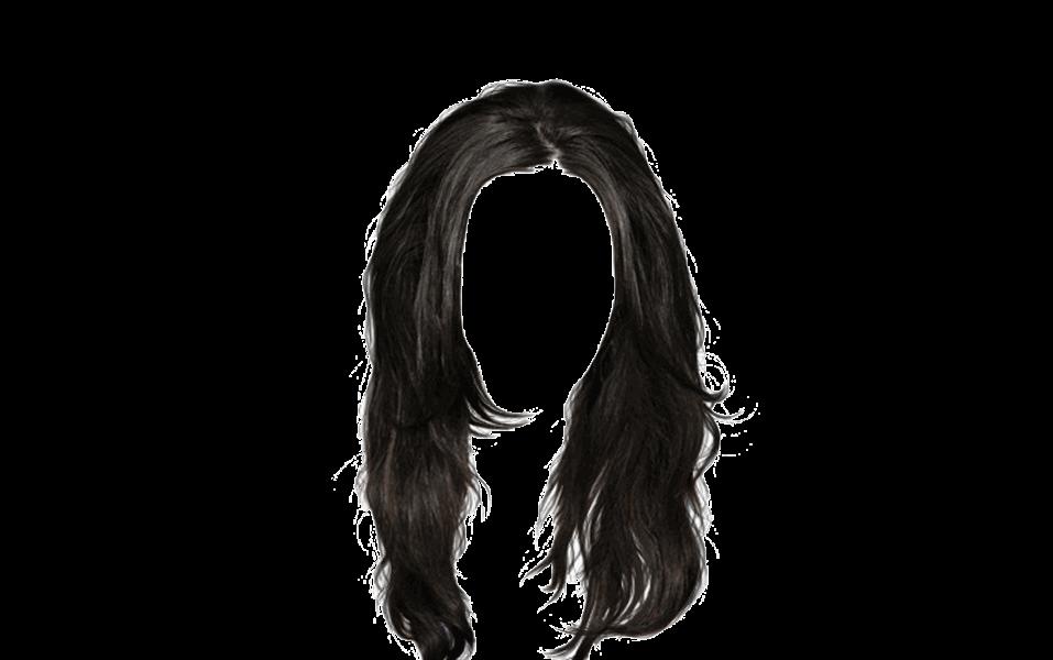 Wig Black hair Cabelo Hairstyle.