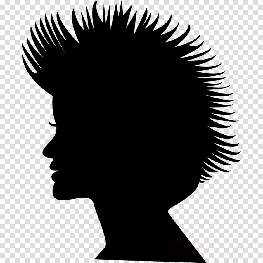 hair face black hairstyle head clipart.