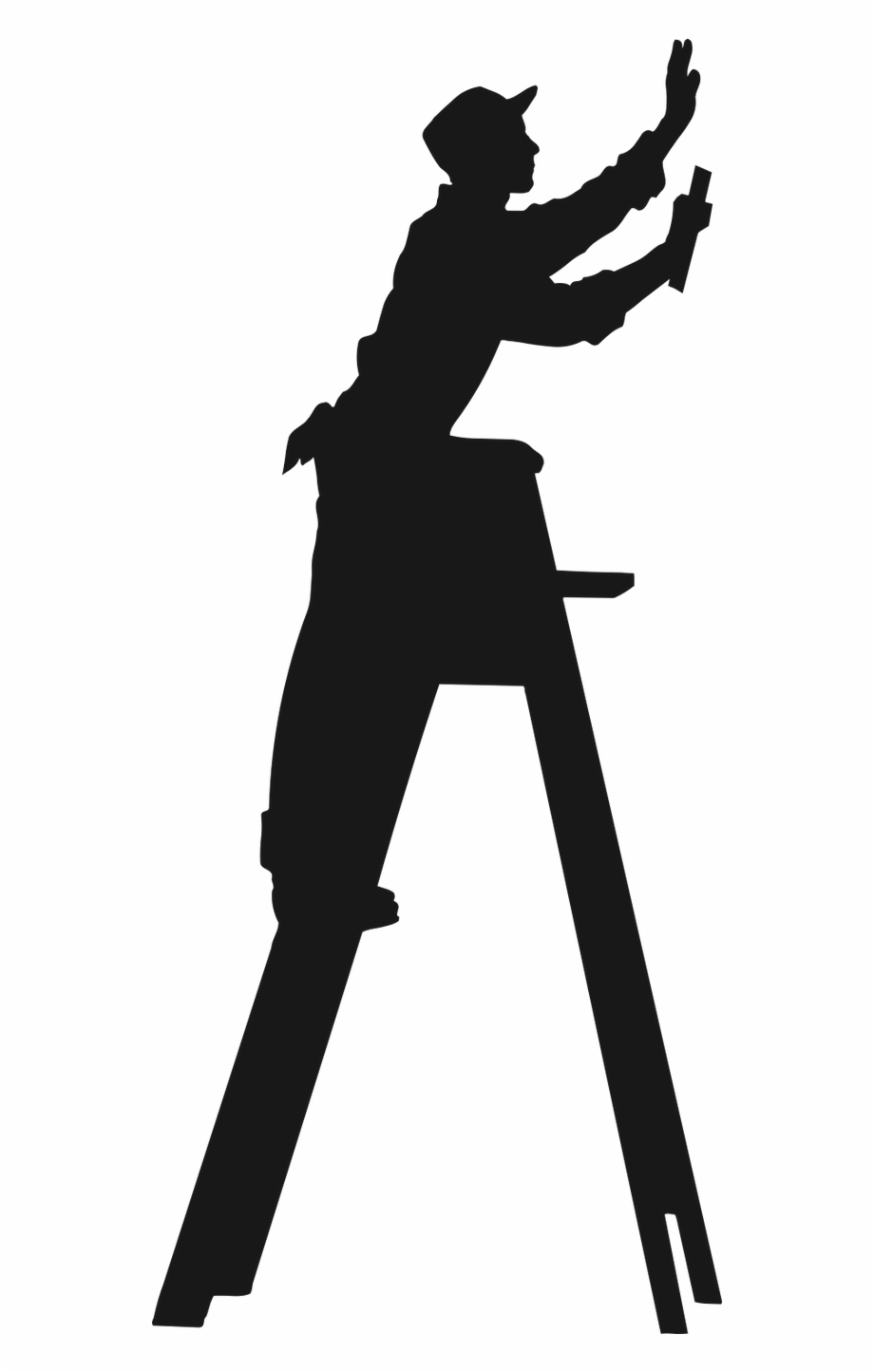 Free Handyman Clipart Black And White, Download Free Clip.