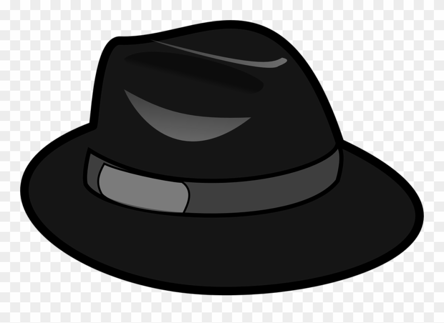 Mafia Hat Cliparts.